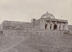 Lat Musjid from the East, [Dhar]